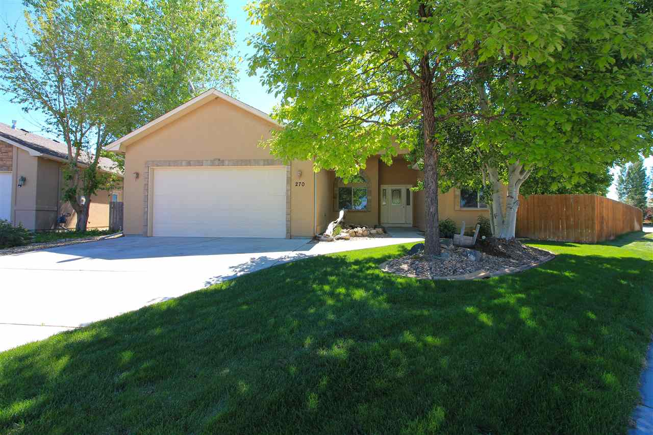 270 S Bookcliff Court, Fruita, CO 81521