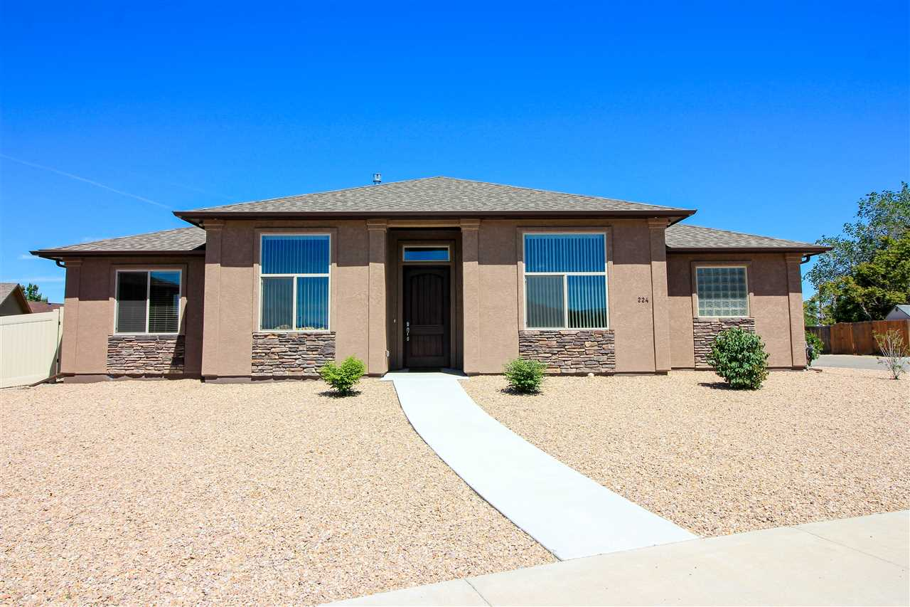 224 Meadow Point Drive, Grand Junction, CO 81503