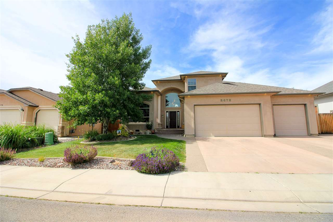 2672 Amber Spring Way, Grand Junction, CO 81506