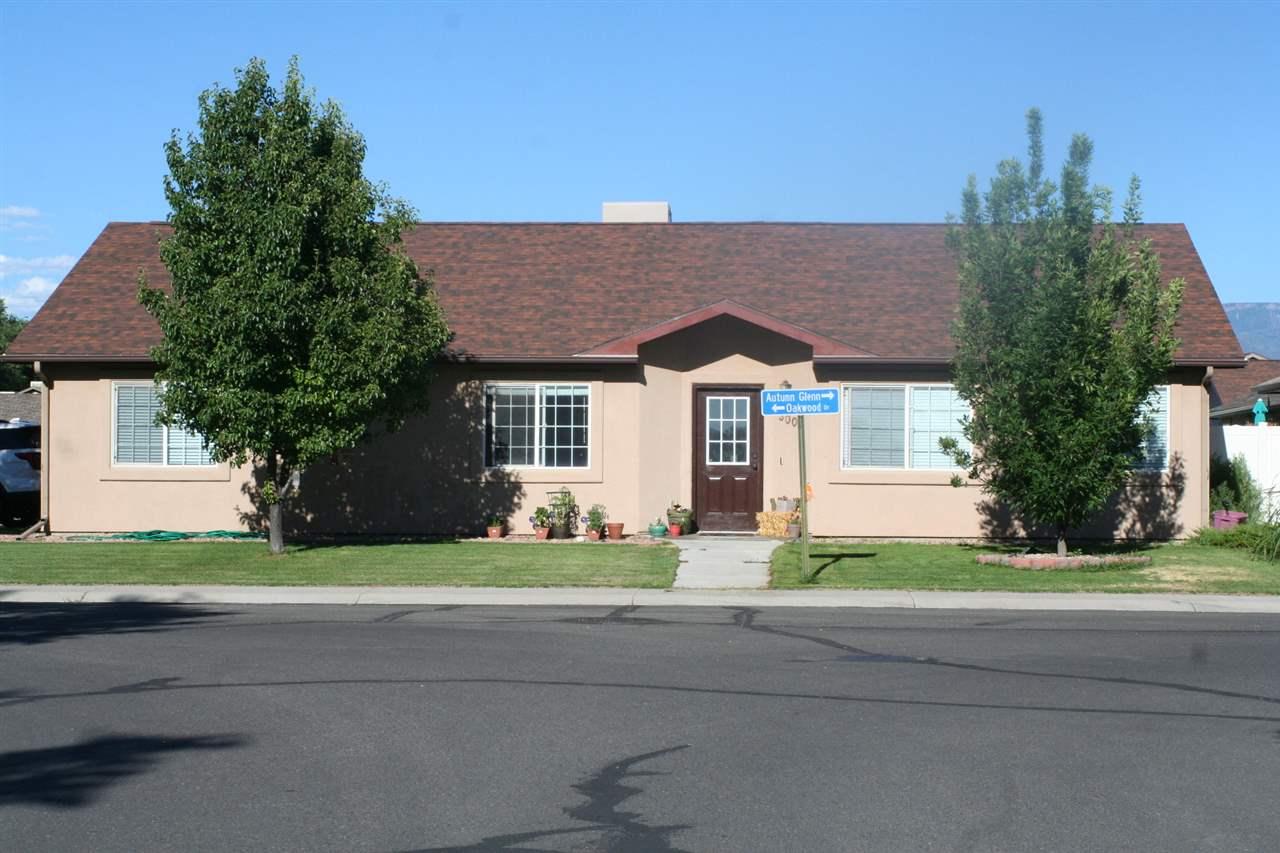 3007 Oakwood Drive, Grand Junction, CO 81504