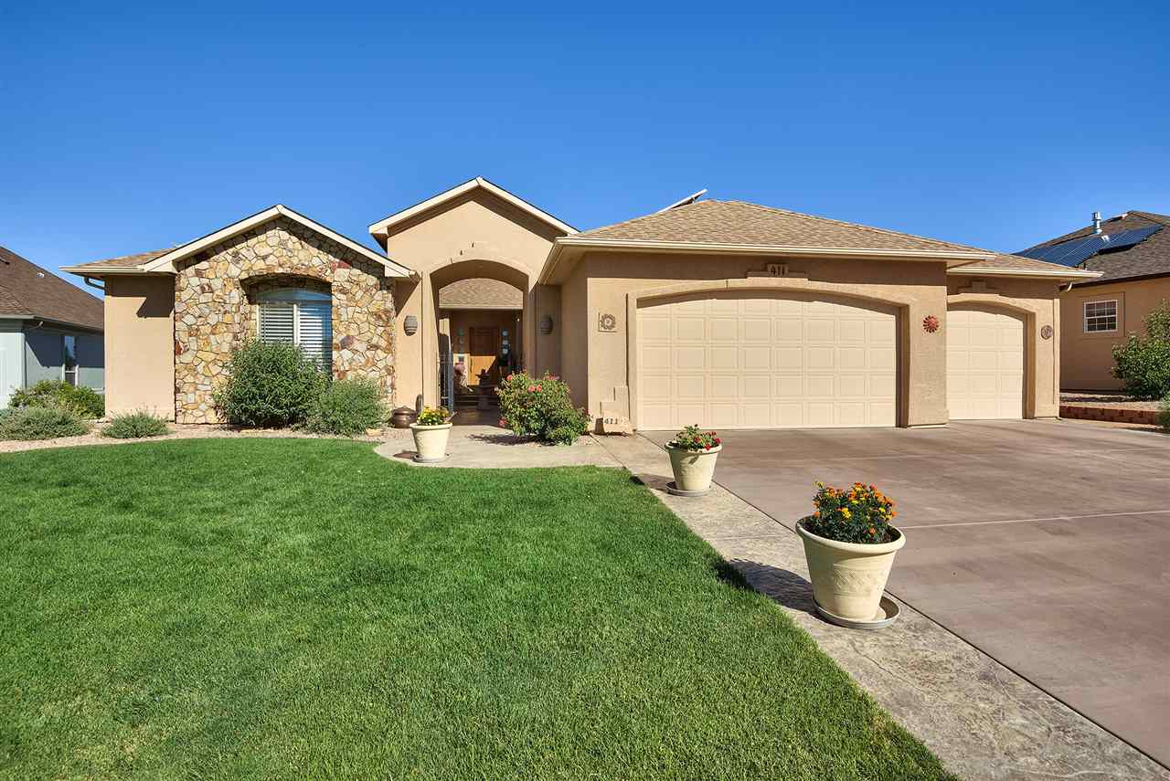 411 Saddle Court, Grand Junction, CO 81507