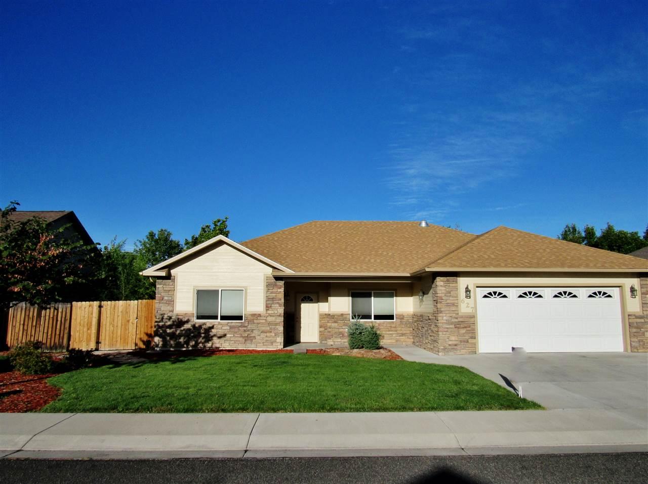 627 Sovereign Lane, Grand Junction, CO 81504