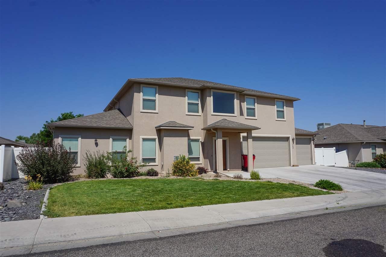 163 Sun Hawk Drive, Grand Junction, CO 81503