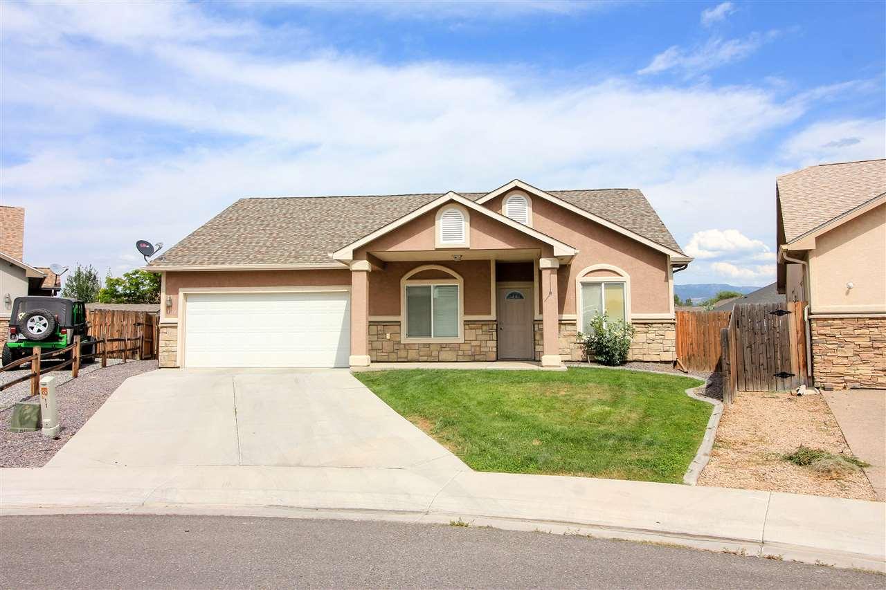 3167 Glenn Everet Court, Grand Junction, CO 81504