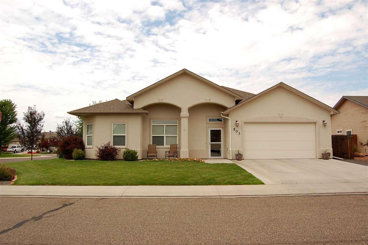 503 Hemlock Drive, Grand Junction, CO 81521