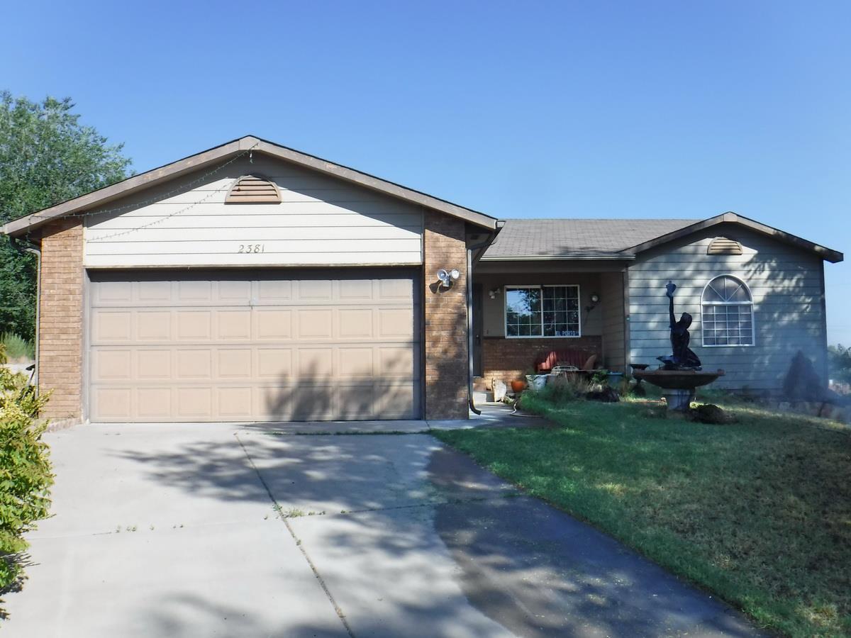 2381 Pleasant Ridge Court, Grand Junction, CO 81507