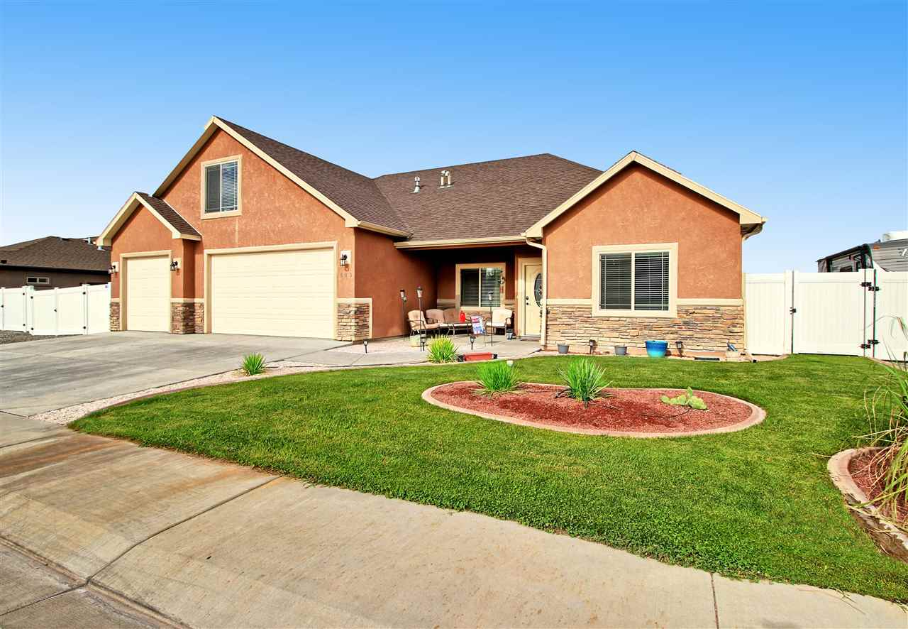 403 Wilkins Drive, Grand Junction, CO 81504