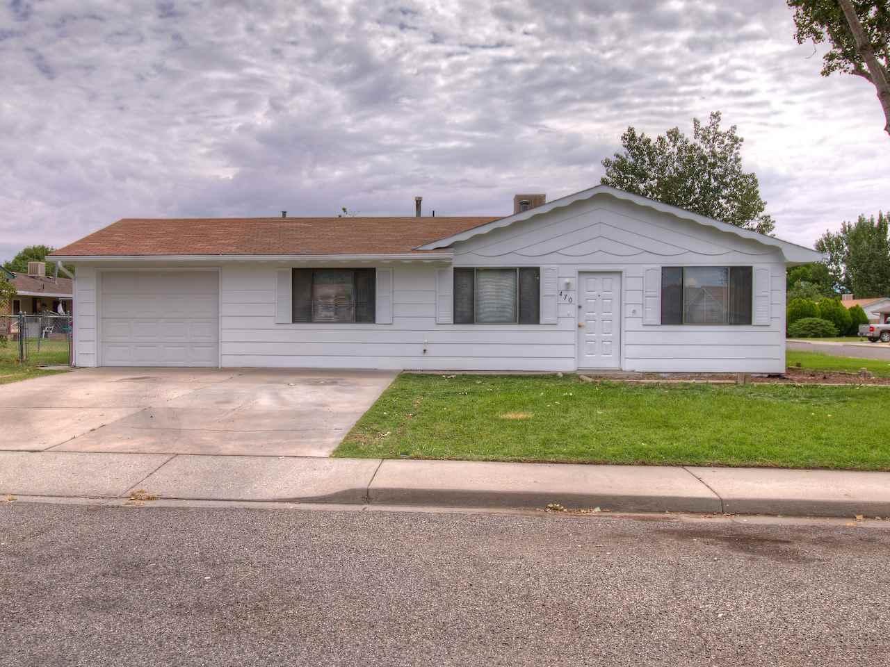470 Santee Street, Grand Junction, CO 81504
