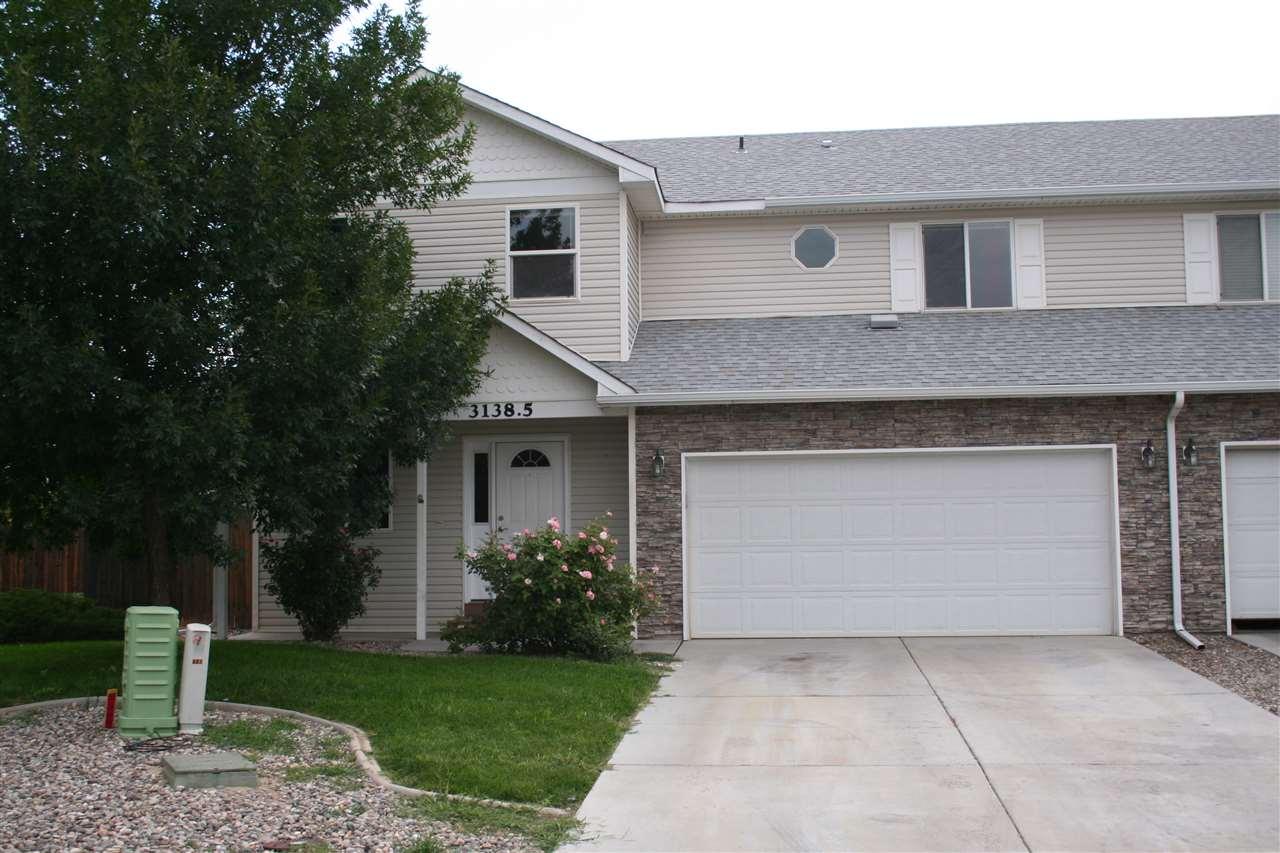 3138 1/2 Shamrock Drive, Grand Junction, CO 81504