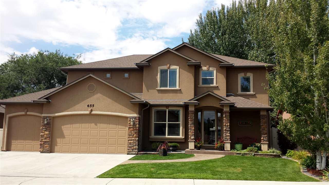 655 Cloverglen Drive, Grand Junction, CO 81504