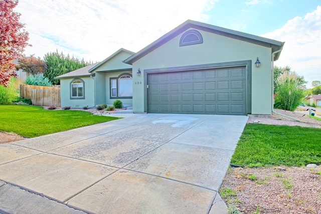 404 Saddle Court, Grand Junction, CO 81507