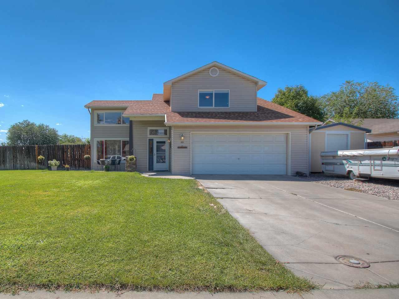 491 Sundown Drive, Grand Junction, CO 81504