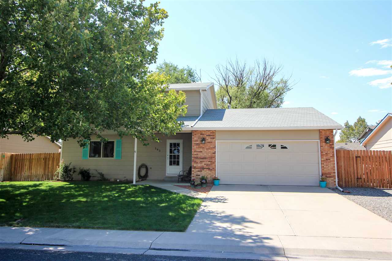 583 Sycamore Street, Grand Junction, CO 81504