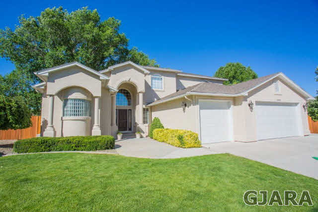 2335 S Falcon Point Court, Grand Junction, CO 81507