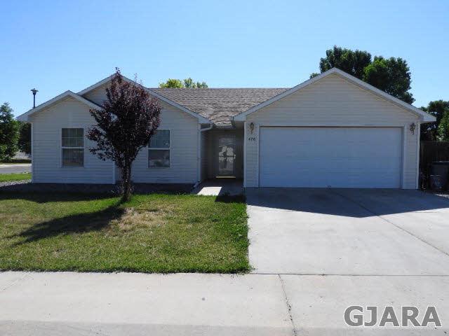 476 Morning Dove Street, Grand Junction, CO 81504