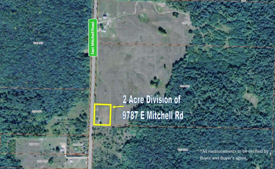 9787 E Mitchell Road, Petoskey, MI 49770