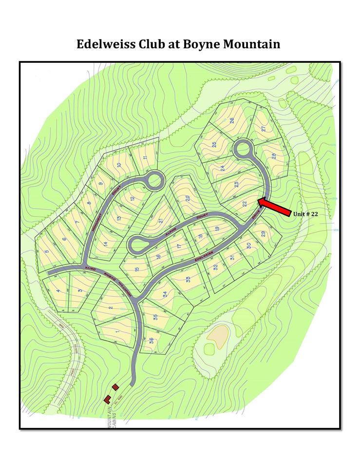 Unit 22 SAALBACH (PVT) Drive, Boyne Falls, MI 49713