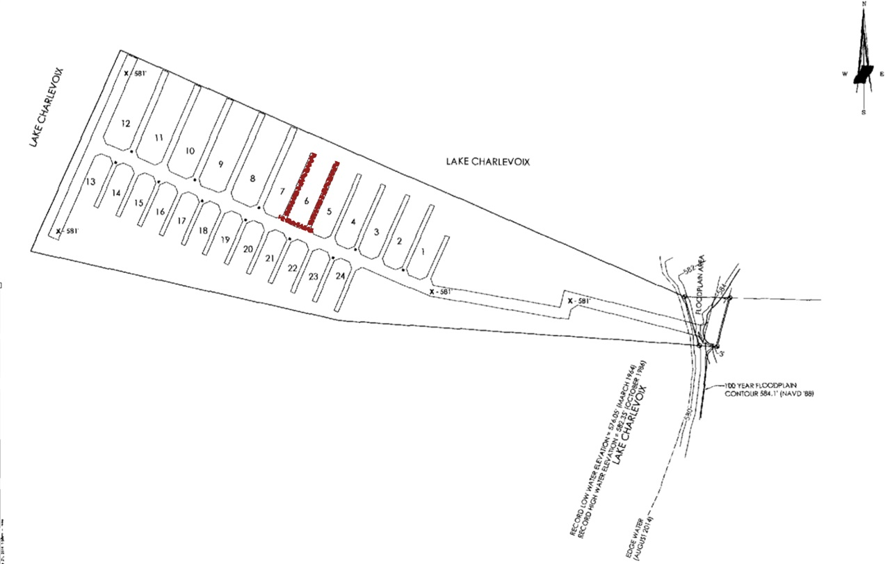 Unit 6 Water Street, Boyne City, MI 49712