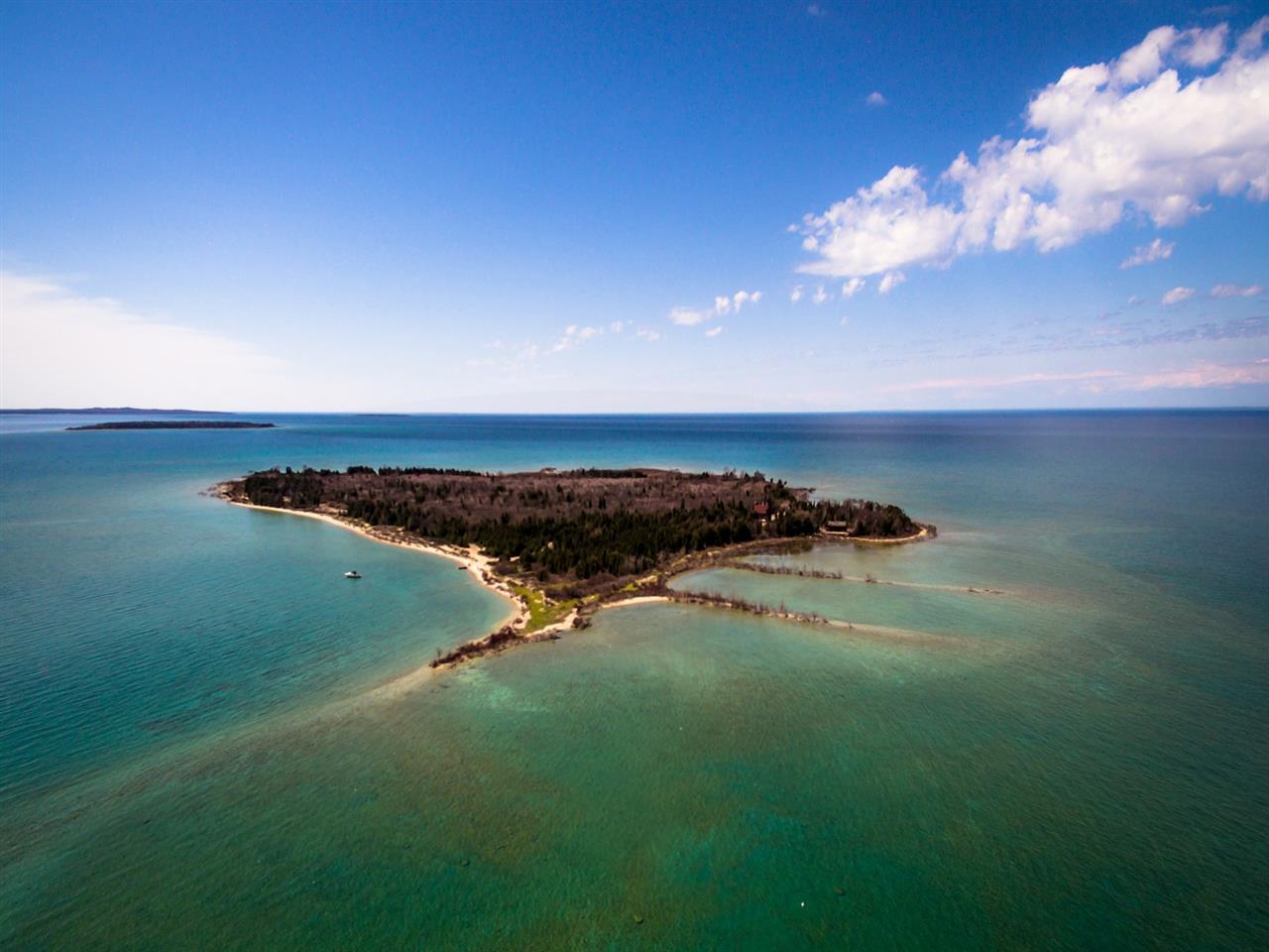 Squaw Island, Beaver Island, MI 49782