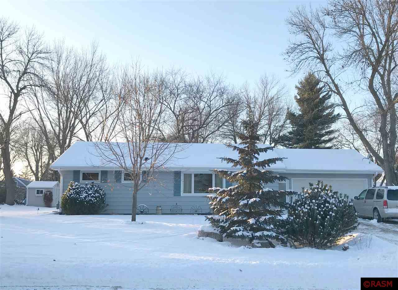 Well cared for Rambler boasts 3+ Bedrooms, 2 Bathrooms, eat in kitchen, dining room w/ patio doors to 10x16 Deck amid peaceful backyard with storage shed. The lower level homes a Master Suite with 12x6 Bathroom. Must see, schedule your private showing today!