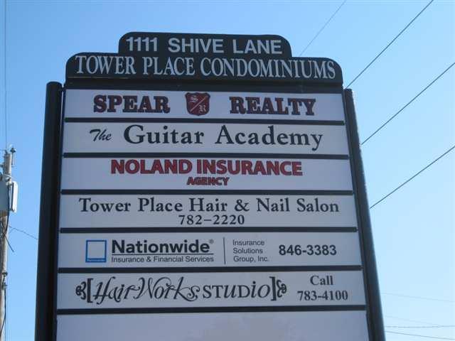 1111 Shive Lane, Unit 206