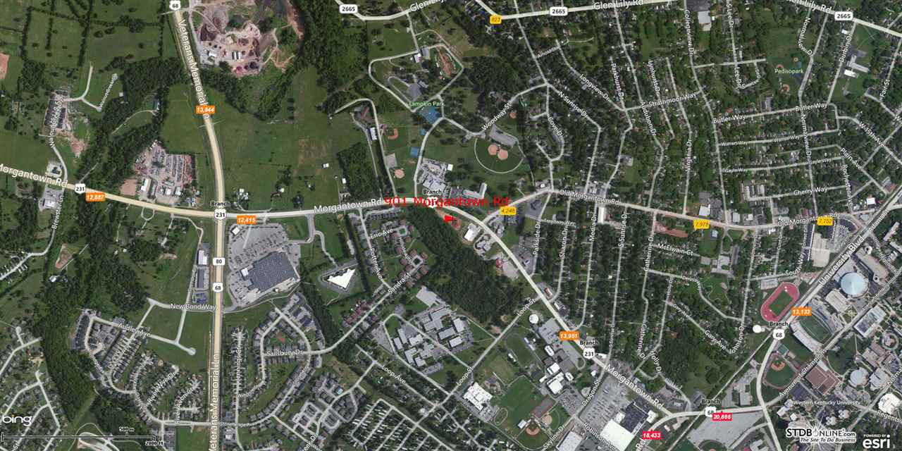 901 Morgantown Rd - Tract 1-2