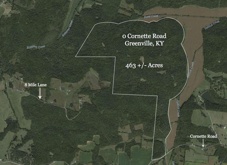 0 Cornette Road