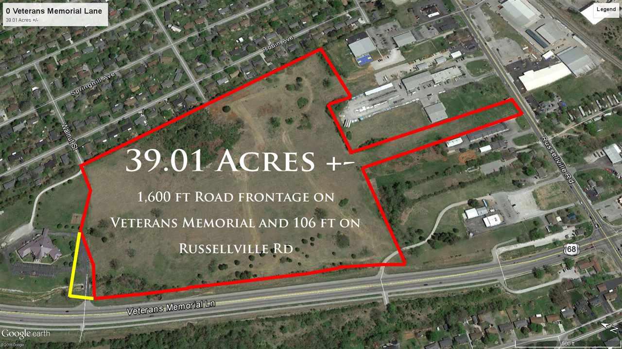 Veterans Memorial Lane 2337 Russellville Rd