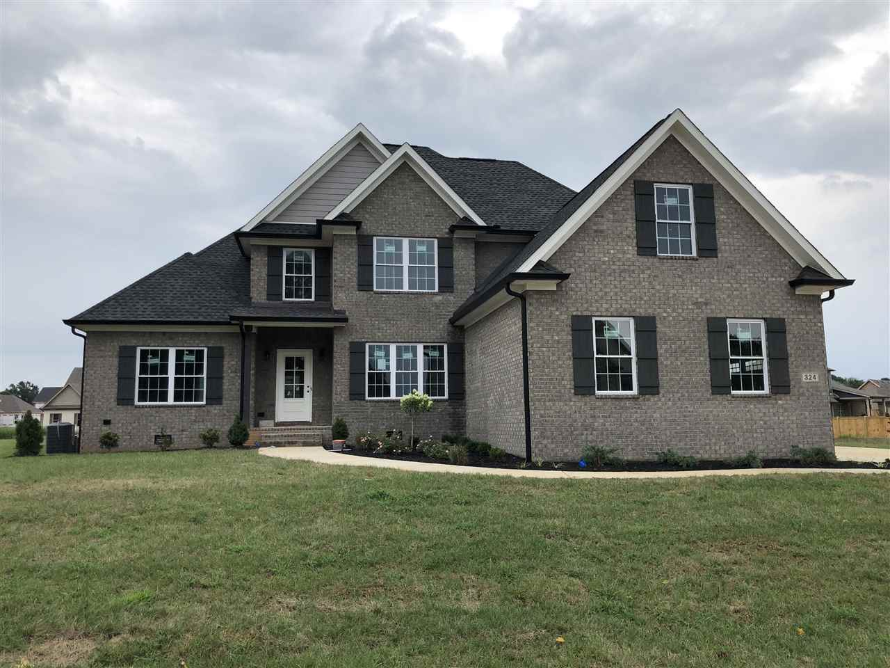 324 Nash Stone Court Lot 27 - Drakes Ridge Subdivision