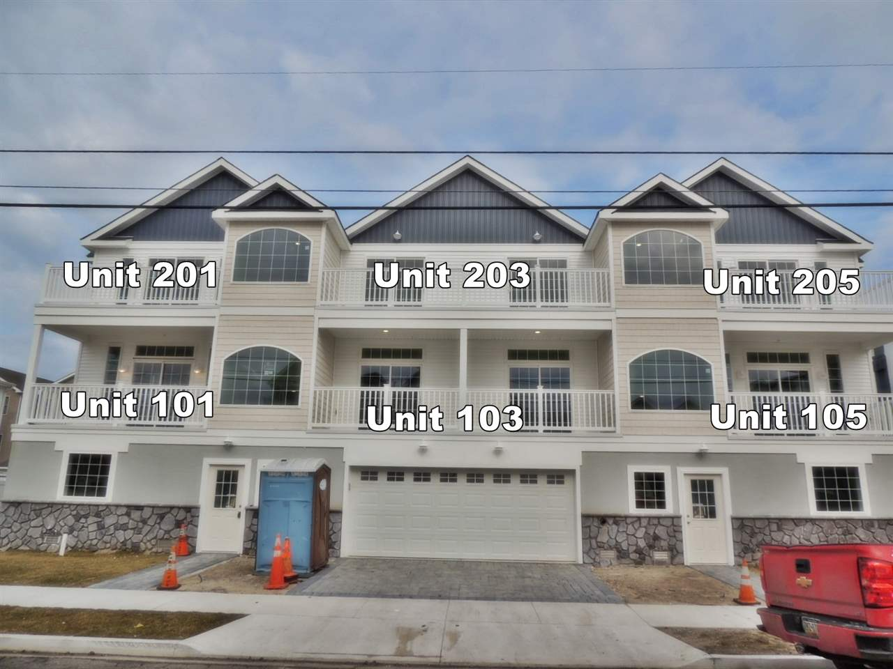 421, Unit 101 23rd Avenue, North Wildwood