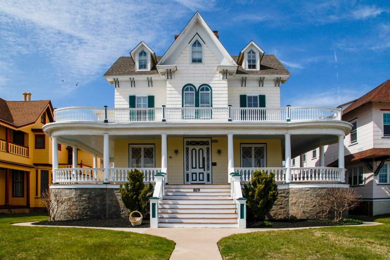 819 Beach Avenue, Cape May