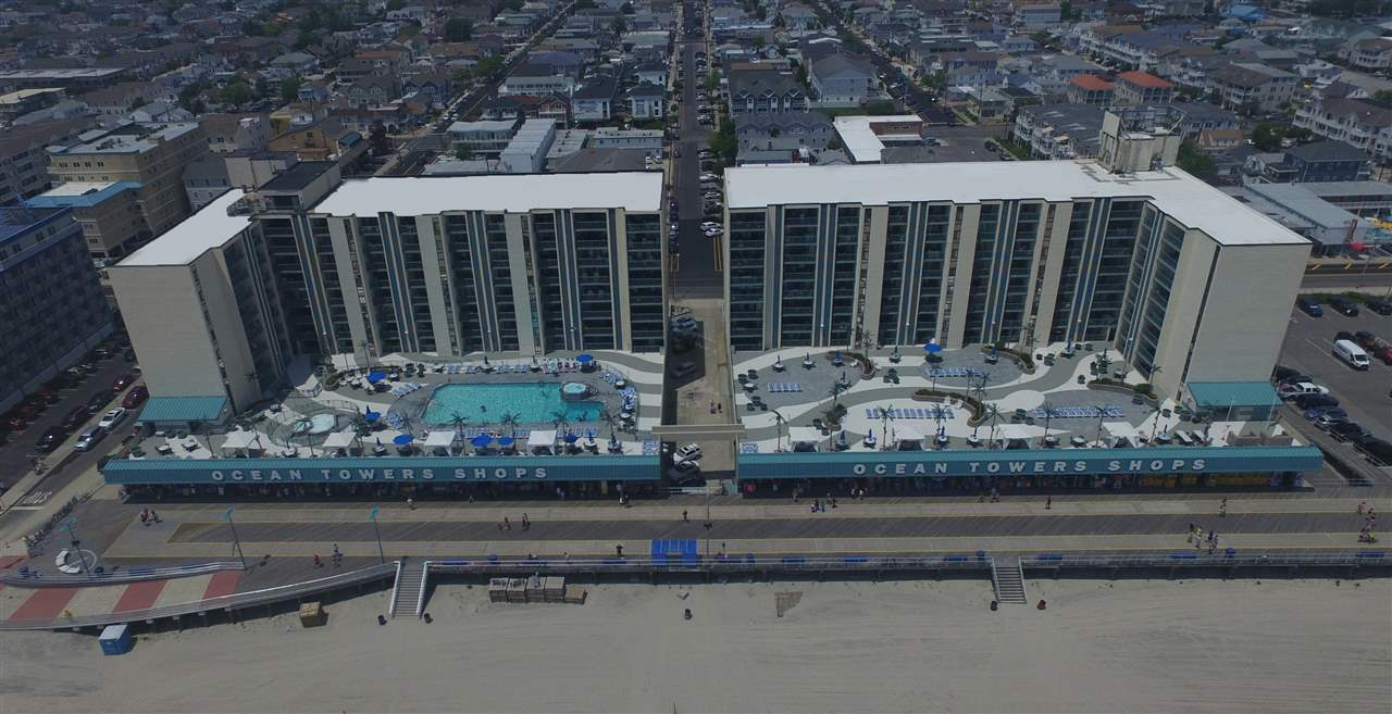 5301, Ocean Towers Ocean, Wildwood
