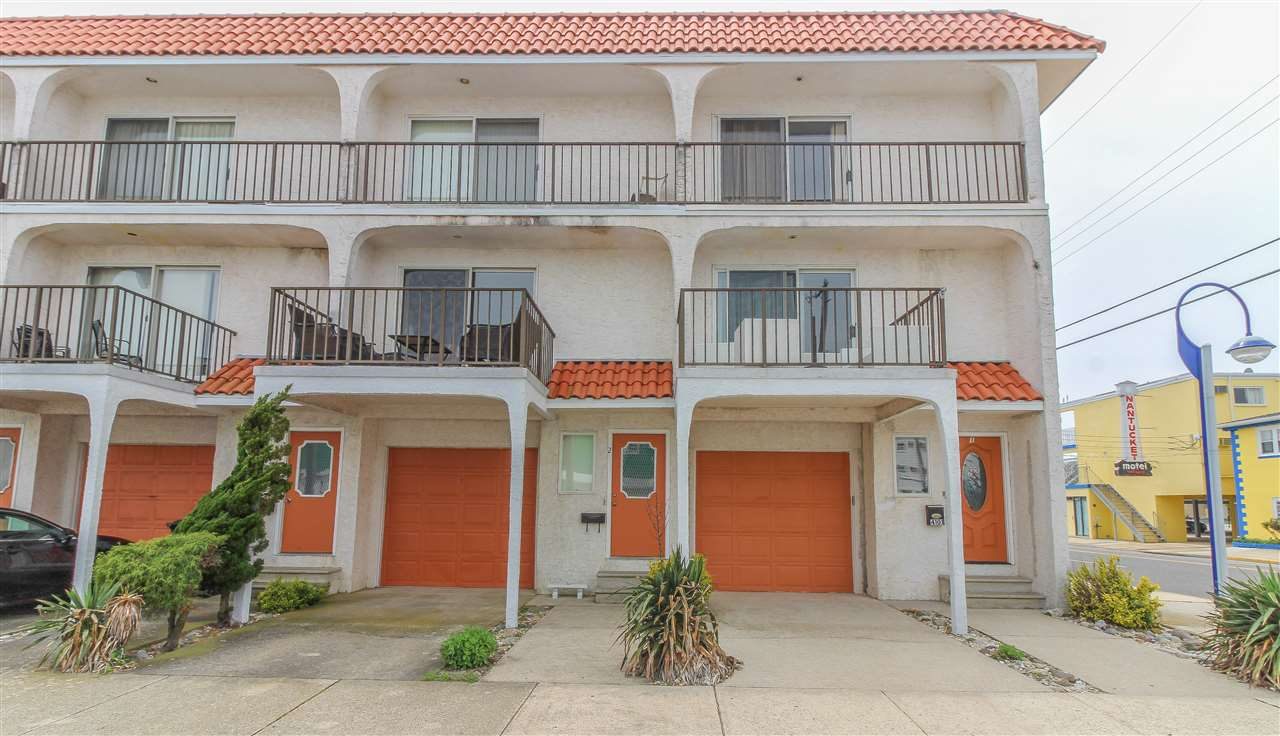4101, Unit 2 Ocean, Wildwood