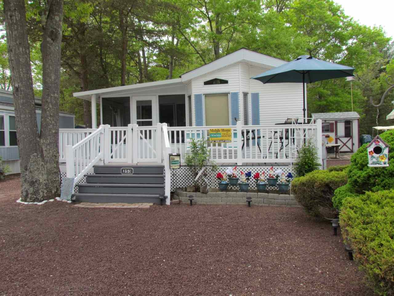 253 Holly Drive @ Holly Lake Resort  - Dennisville