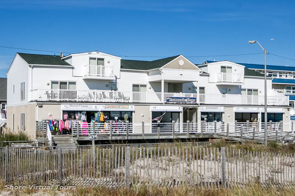 11, BEACHFRONT 43rd Street, Sea Isle City