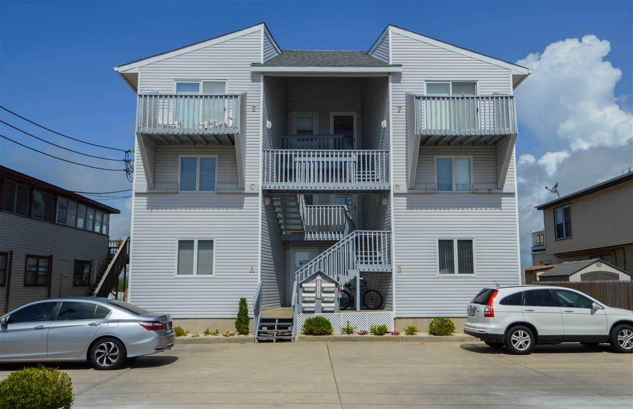 6306 Central Ave. Unit B  - Sea Isle City