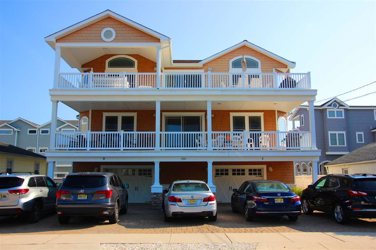 105, Top Floor 88th Street, Sea Isle City