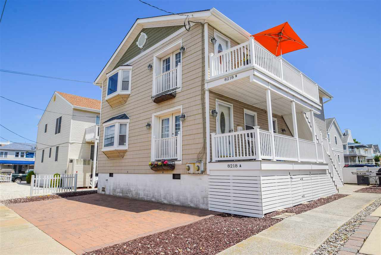 8218, B (Top Floor Third, Stone Harbor