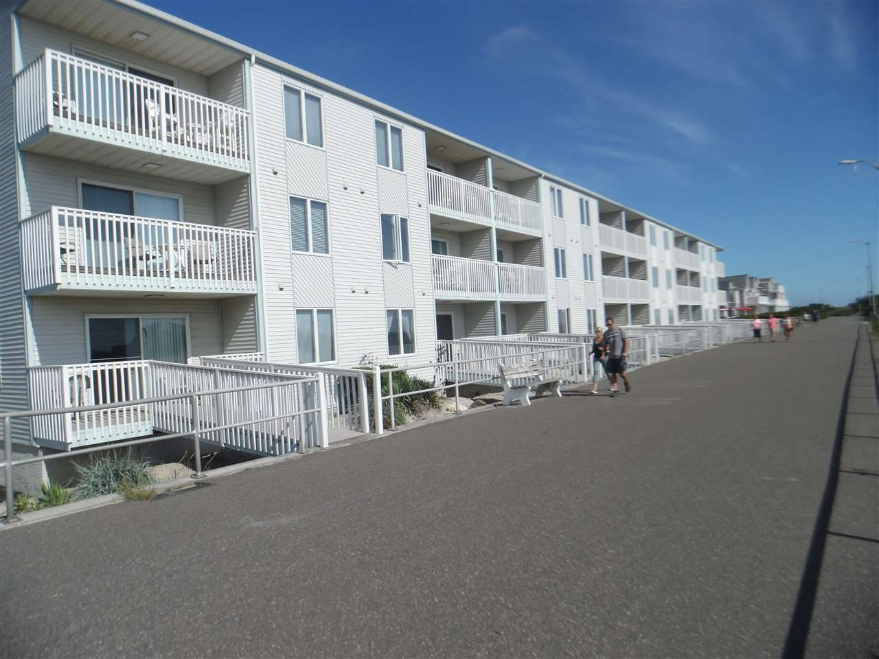 3400 Boardwalk #1D, Sea Isle City