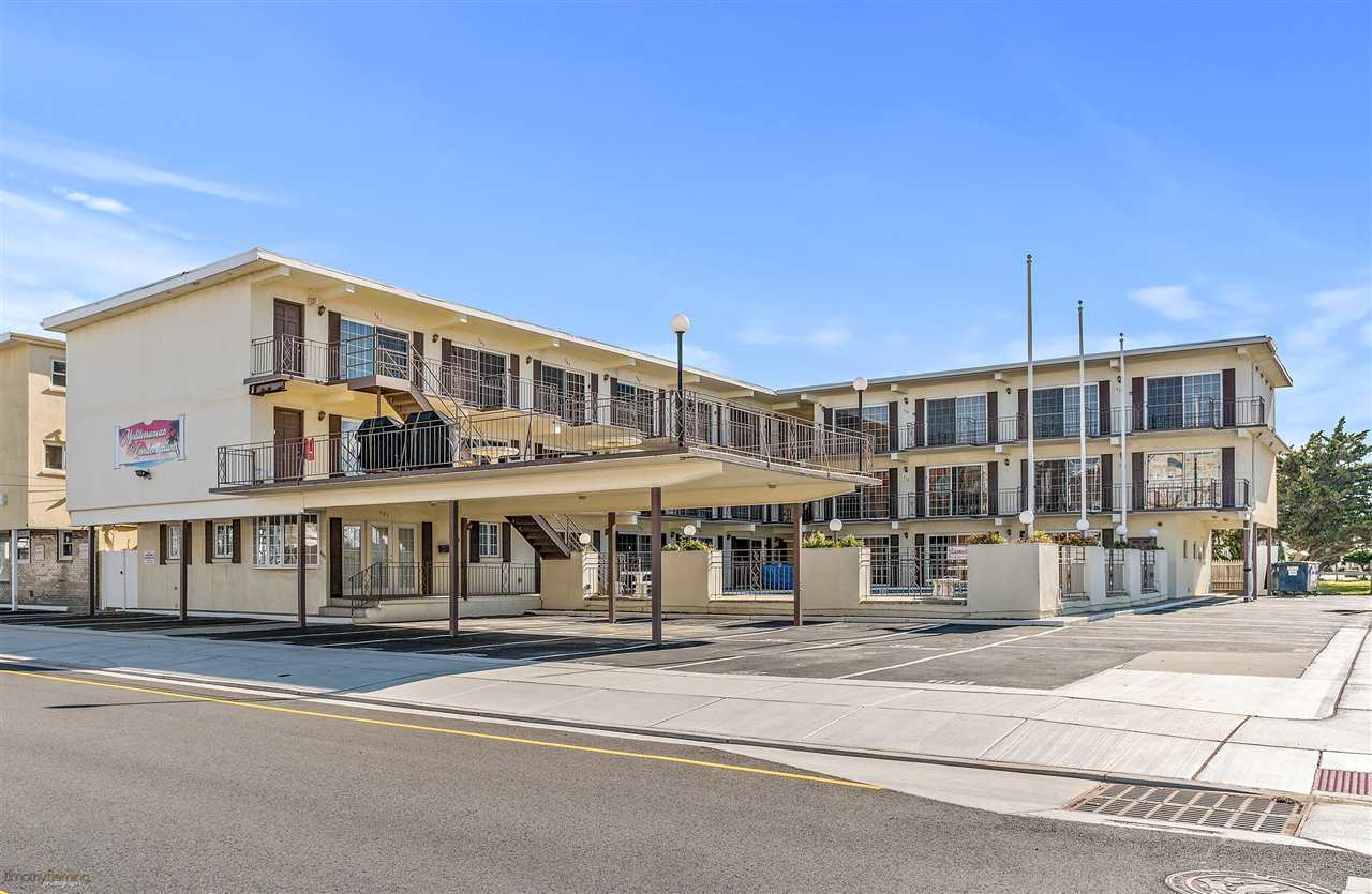 405, Unit 106 Ocean, North Wildwood