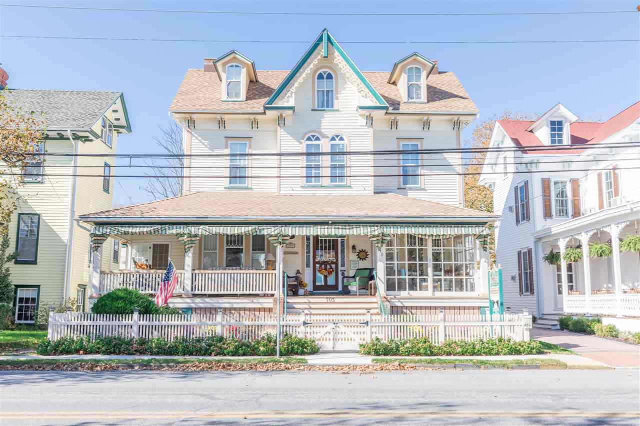 705 Columbia, Cape May, NJ 08204