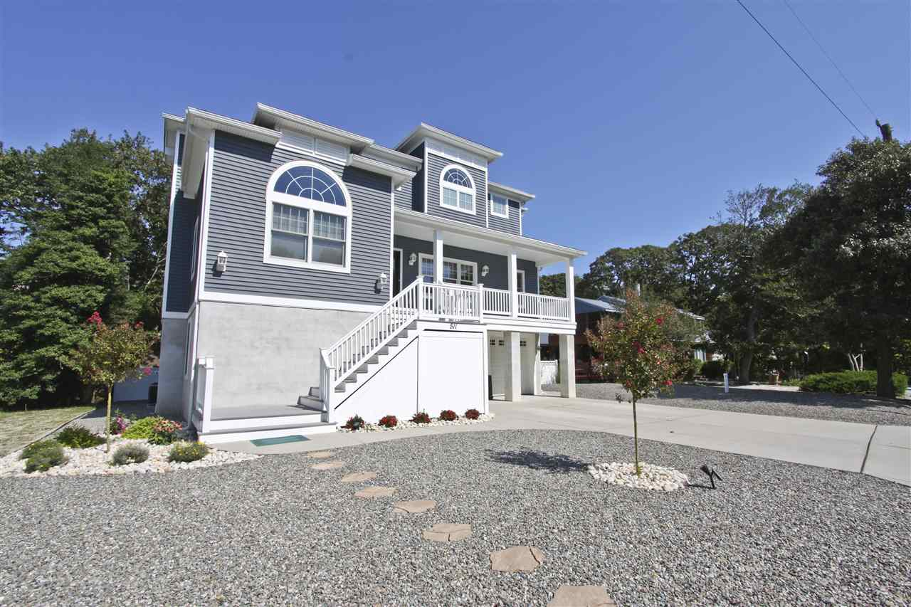 511 Mulberry, Cape May Beach, NJ 08251
