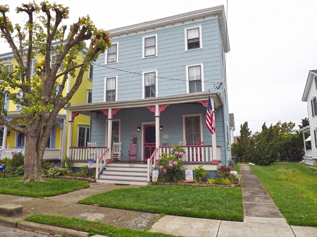 214 Windsor Avenue - Cape May