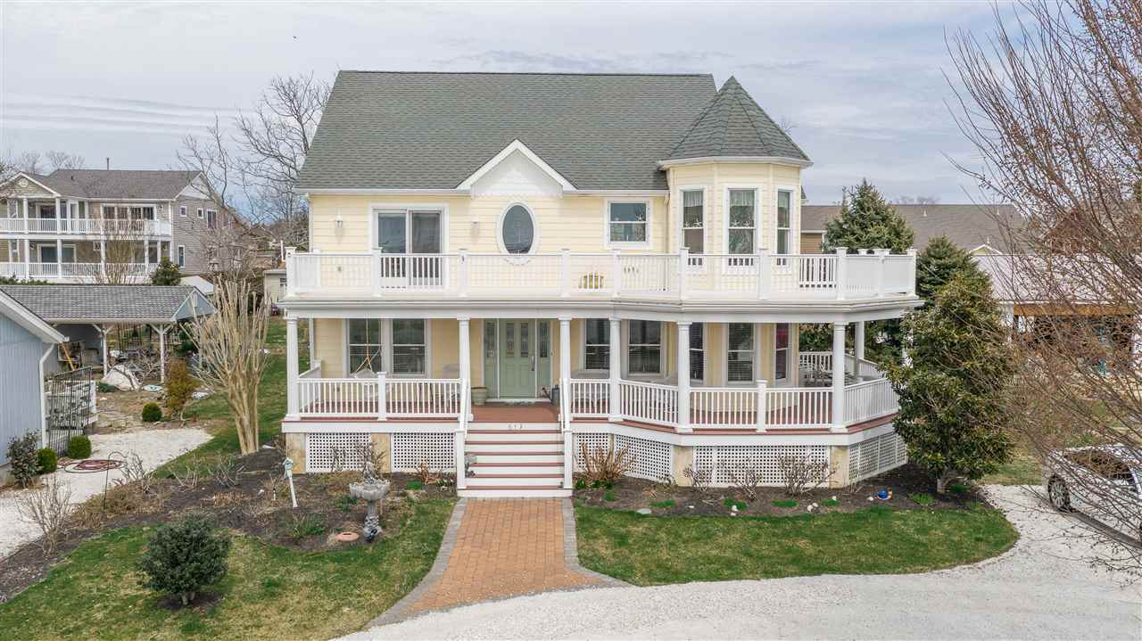 617 Sunset Boulevard - West Cape May