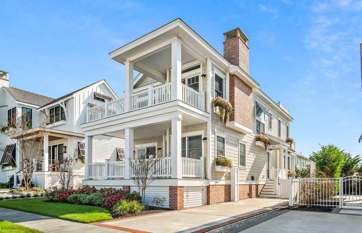 17 84th ,Stone Harbor, New Jersey, 08247