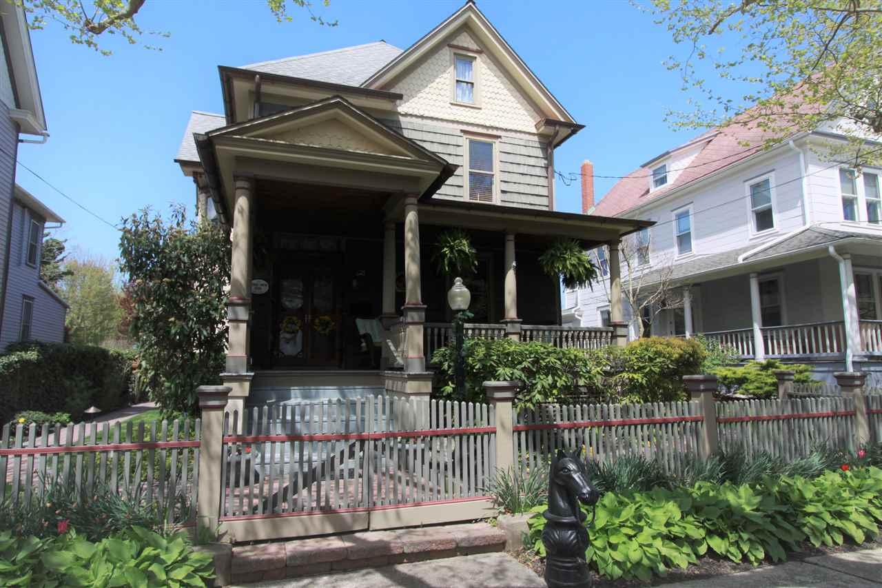 1023 Washington Street Cape May Nj