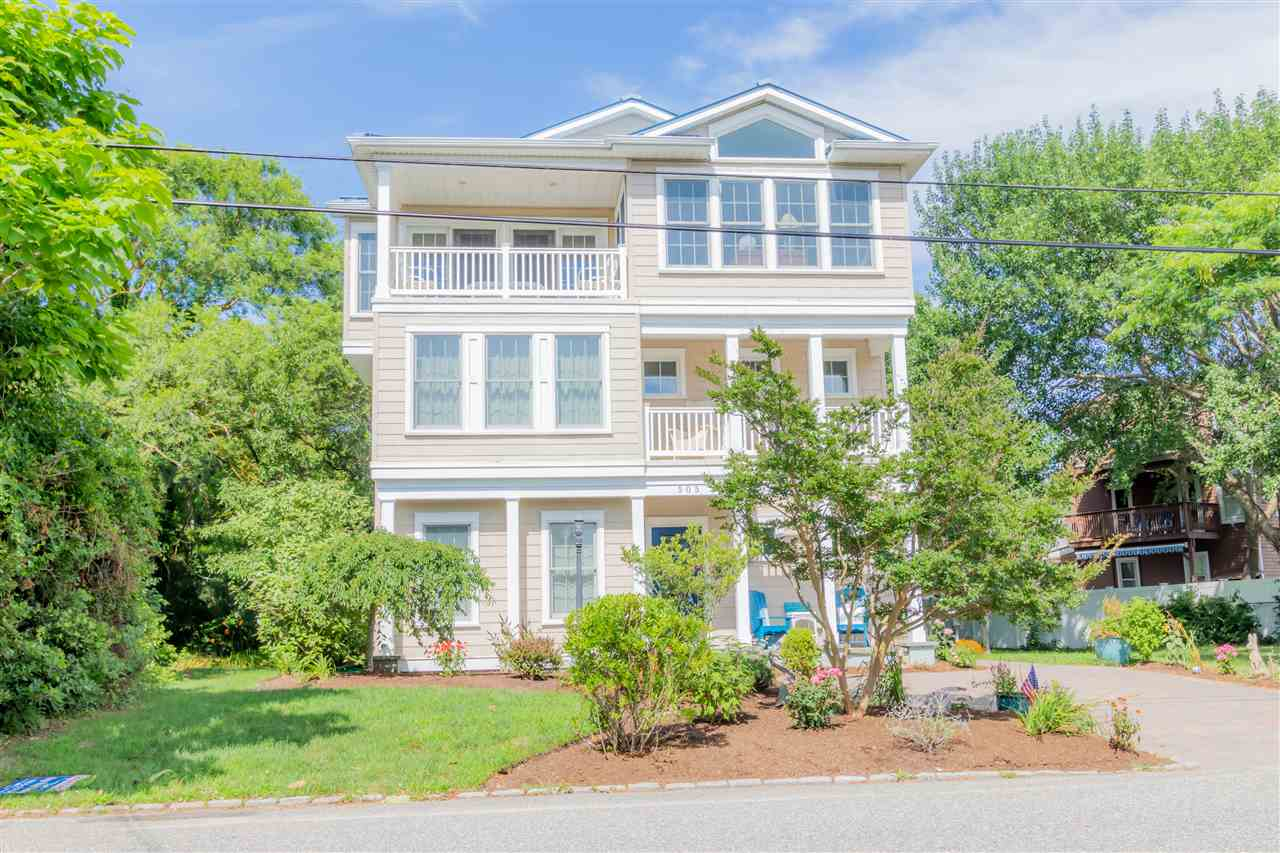 505 Pearl, Cape May Point, NJ 08212