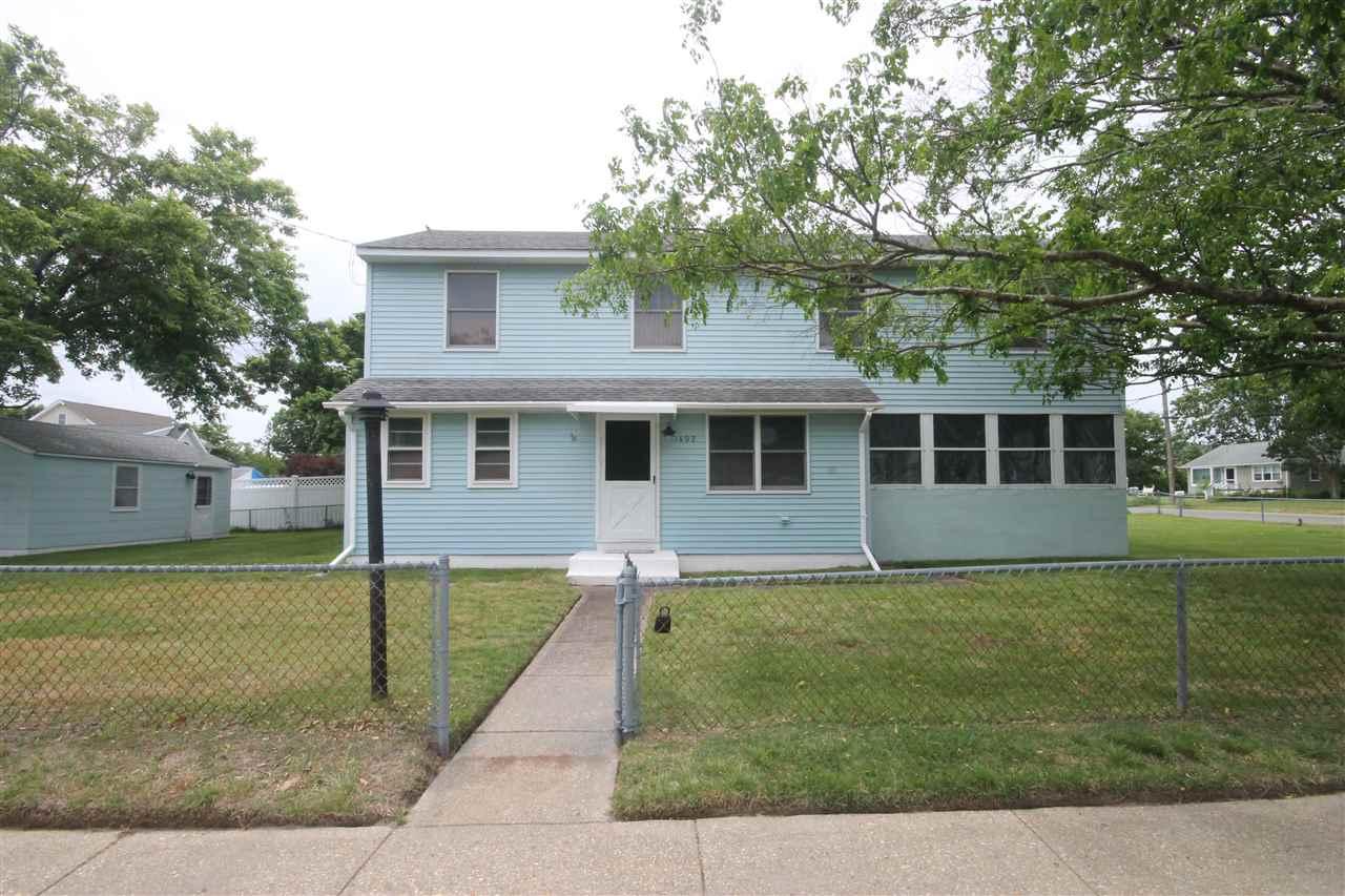 1602 Franklin Avenue, North Cape May, NJ 08204