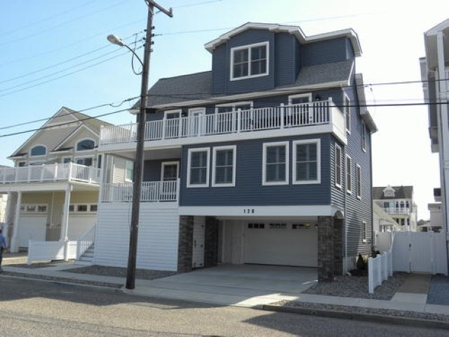 128 West Jersey Avenue - Sea Isle City