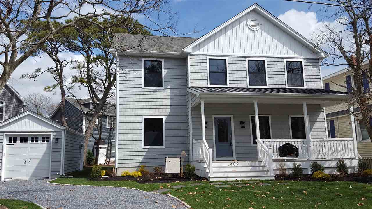 409 Oxford Avenue - Cape May Point